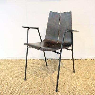 Vintage Stuhle Von Hans Bellman Fur Horgenglarus 1950er 2er Set