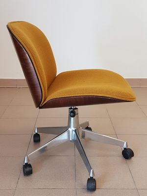 Peachy Swivel Office Chair By Ico Luisa Parisi For Mim 1960S Ncnpc Chair Design For Home Ncnpcorg