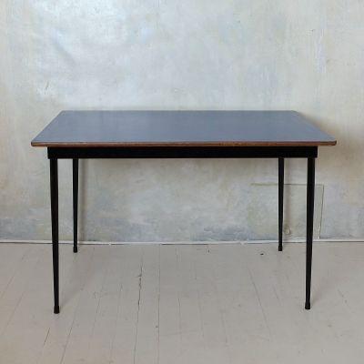 Vintage School Desk by Willy van der Meeren for Tubax 1 - Vintage School Desk By Willy Van Der Meeren For Tubax For Sale At Pamono