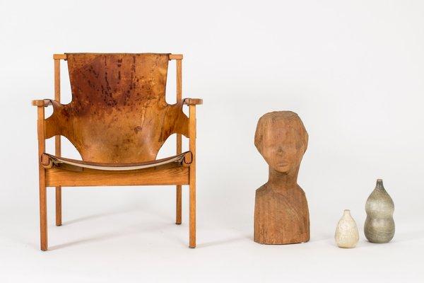 Astonishing Trienna Lounge Chair By Carl Axel Acking For Nordiska Kompaniet 1950S Creativecarmelina Interior Chair Design Creativecarmelinacom