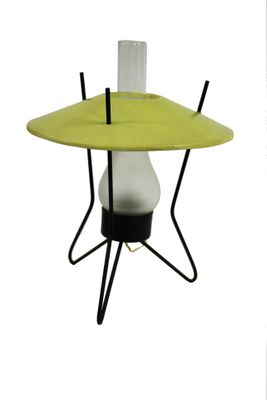 Mid Century Tripod Table Lamp 1950s For Sale At Pamono