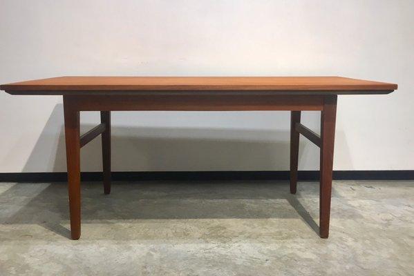 Tavolo in teak anni in vendita su pamono