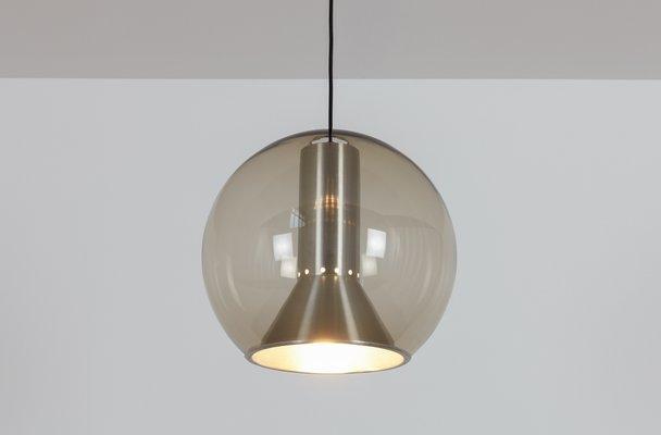 Lampade A Sospensione Vintage : Lampada a sospensione vintage sferica di frank ligtelijn per raak in