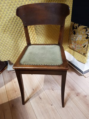 Antiker Jugendstil Stuhl Von Riemerschmid Fur Hellerau