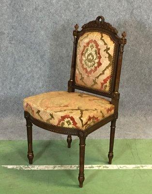Vintage Wohnzimmer Set Im Louis XVI Stil 2