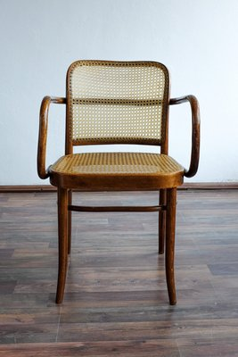 Charmant Bentwood Chairs From TON, 1950s, Set Of 2 1