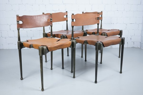 Swell Montreal Chair By Otto Frei For Carl Frosche Co 1967 Set Of 4 Cjindustries Chair Design For Home Cjindustriesco