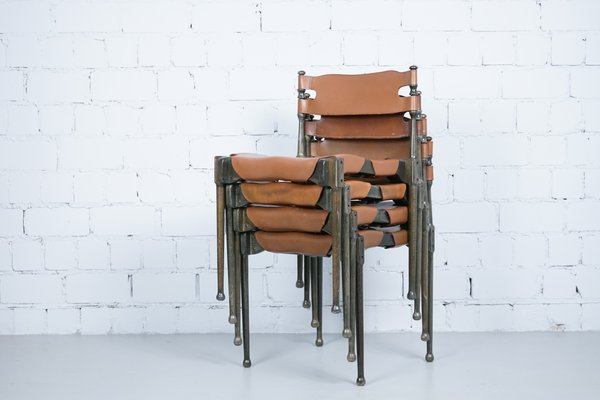 Wondrous Montreal Chair By Otto Frei For Carl Frosche Co 1967 Set Of 4 Cjindustries Chair Design For Home Cjindustriesco