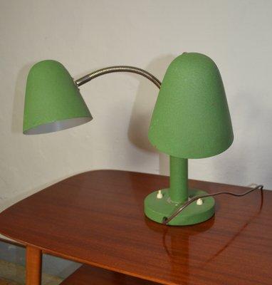 2 Lámpara vintage de de ajustable mesa brazos yf7Yb6gv