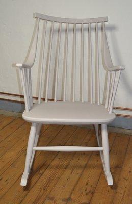 Rocking Chair Vintage par Lena Larsson pour Nesto, Suède
