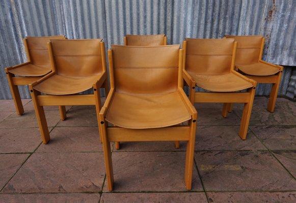 Tavolo allungabile Ibisco con sedie, anni \'70, set di 7 in vendita ...