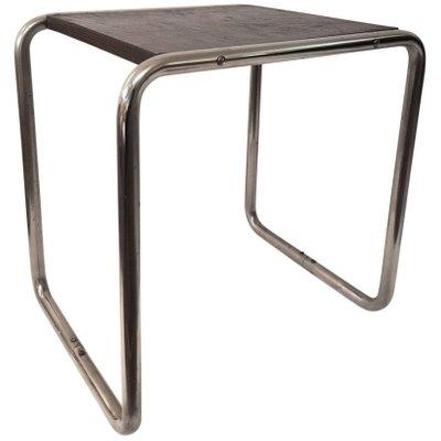 Mid Century Bauhaus B9 Tisch Von Marcel Breuer Für Standardmöbel