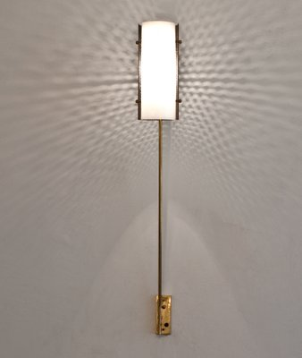 Wall Lamp With Long Arm 1950s For