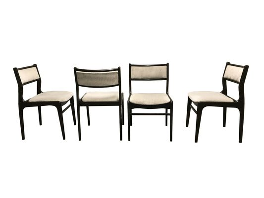 Mid-Century Scandinavian Dining Chairs 1960s Set of 4 1  sc 1 st  Pamono & Mid-Century Scandinavian Dining Chairs 1960s Set of 4 for sale at ...