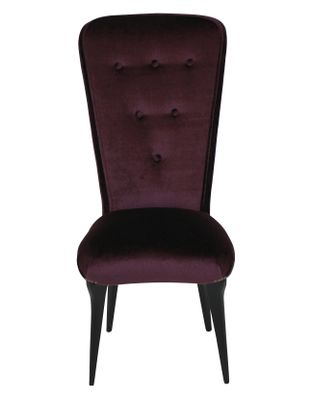 Sedie da camera da letto Mid-Century, Italia, anni \'50, set di 2 in ...