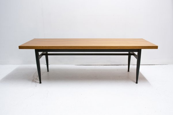 Mid Century Low Coffee Table, 1950s