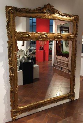 Guardaroba Appendiabiti Attaccapanni A Parete Vintage Con Specchio 5 Ganci Armoires & Wardrobes