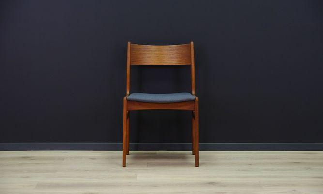 vintage teak furniture. Vintage Teak Chairs From Funder-Schmidt \u0026 Madsen, Vintage Teak Furniture