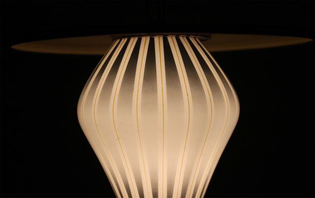 Norwegian Ceiling Lamp From Elegant Lighting 1960s