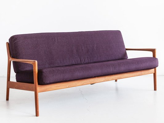 Vintage Swedish Sofa By Folke Ohlsson For Dux 1960s For Sale At Pamono