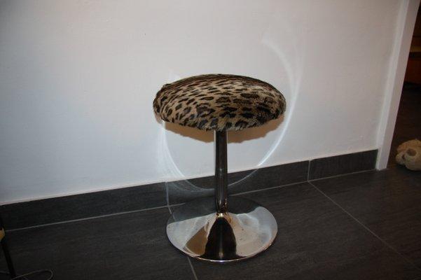Sgabello tavolino in rattan tambour collezione vintage by kok maison