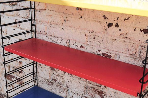 regale metall vintage regal soho ablageregal bcherregal mangoholz metall with regale metall. Black Bedroom Furniture Sets. Home Design Ideas