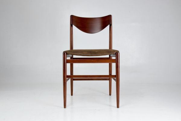 Esszimmer Stuhle Von Gianfranco Frattini Fur Cassina 1960er 5er