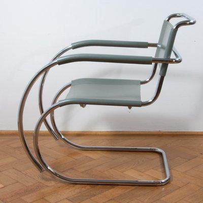 S533 Cantilever Stuhl Von Ludwig Mies Van Der Rohe Für Thonet, 1970er 7