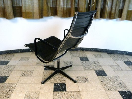 Marvelous Ea 116 Aluminium Group Lounge Chair By Charles Ray Eames For Herman Miller 1960S Machost Co Dining Chair Design Ideas Machostcouk