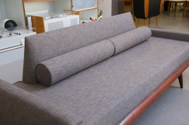 Astonishing Vintage Sofa Daybed By Adrian Pearsall For Craft Associates Caraccident5 Cool Chair Designs And Ideas Caraccident5Info