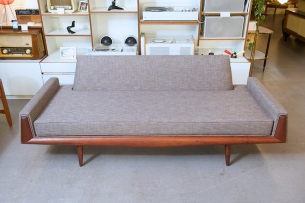 Phenomenal Vintage Sofa Daybed By Adrian Pearsall For Craft Associates Caraccident5 Cool Chair Designs And Ideas Caraccident5Info