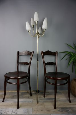 Antique N ° 100 Chairs By Michael Thonet, Set Of 2 1