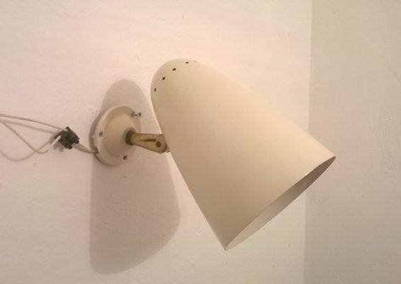 Lampada da parete grande di greco illuminazione italia anni