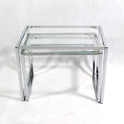 Pleasing Modernist Nesting Tables From Ikea 1960S Squirreltailoven Fun Painted Chair Ideas Images Squirreltailovenorg