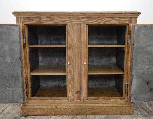 Credenza Con Frigo Bar : Credenza frigorifero antica francia in vendita su pamono