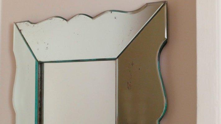 Art Deco Spiegel : Kleiner art deco spiegel er bei pamono kaufen