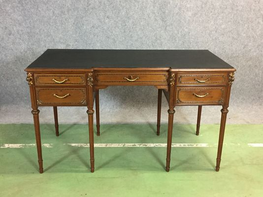 Antique Louis XVI Style Desk 1 - Antique Louis XVI Style Desk For Sale At Pamono