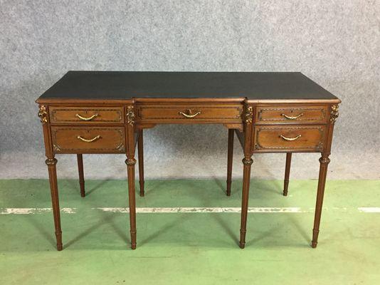 Bureau baroque bureau de style antique plat mosr reg ebay
