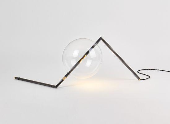 Lampadaire alpi noir ou lampe de bureau par silviomondinostudio en