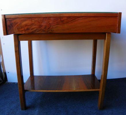 8755c67f426eb Mid-Century Rotating Console Table from Spółdzielnia Pracy Stolarzy i  Tapicerów 1