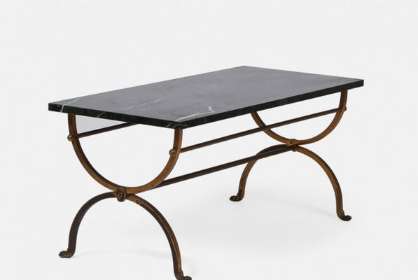 marble and brass coffee table. Vintage Italian Green Marble \u0026 Brass Coffee Table 2 And