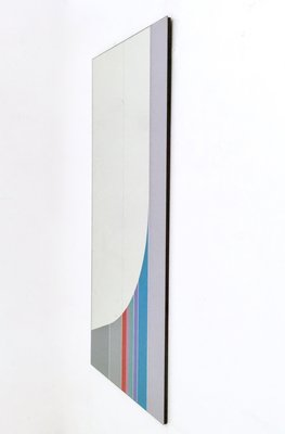 Specchio da parete di Eugenio Carmi di Acerbis International, 1984 ...