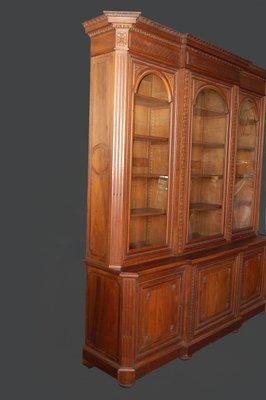Antique Walnut Bookshelf 2