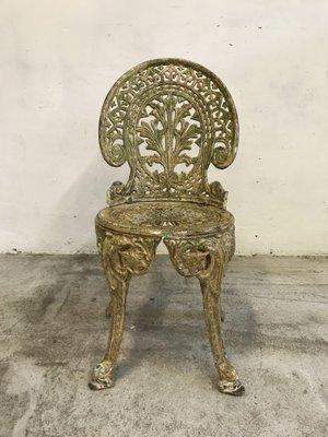 Sedie In Ghisa Da Giardino Prezzi.Sedia Da Giardino In Ghisa Anni 50 In Vendita Su Pamono