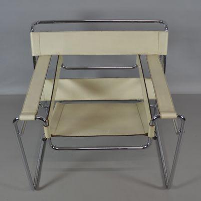 Wassily Stuhl Von Marcel Breuer Für Knoll Inc, 1980er 2