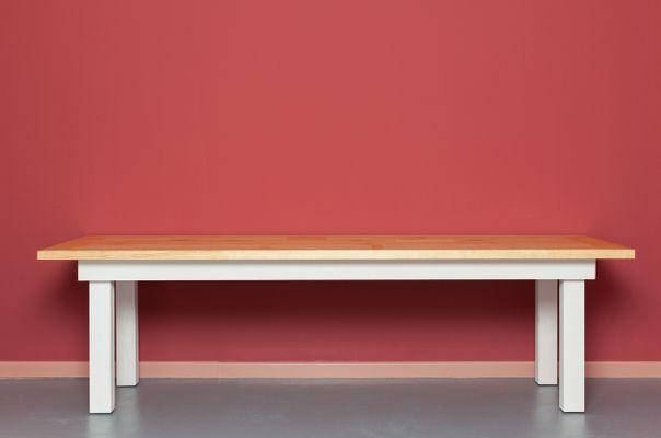 Legno Recuperato Vendita : Tavolo in legno vecchio recuperato con a salizzole kijiji