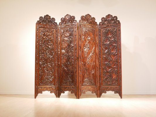 Art Nouveau French Room Divider for sale at Pamono