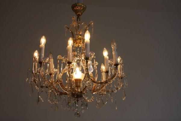 Lampadario Antico In Legno : Antico lampadario arredi antiquariato