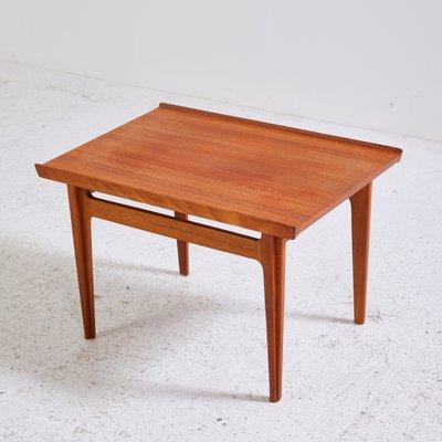 Model 535 Side Table By Finn Juhl For France Søn