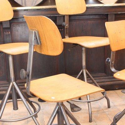 Chaise Vintage Industrielles Par BAO 3